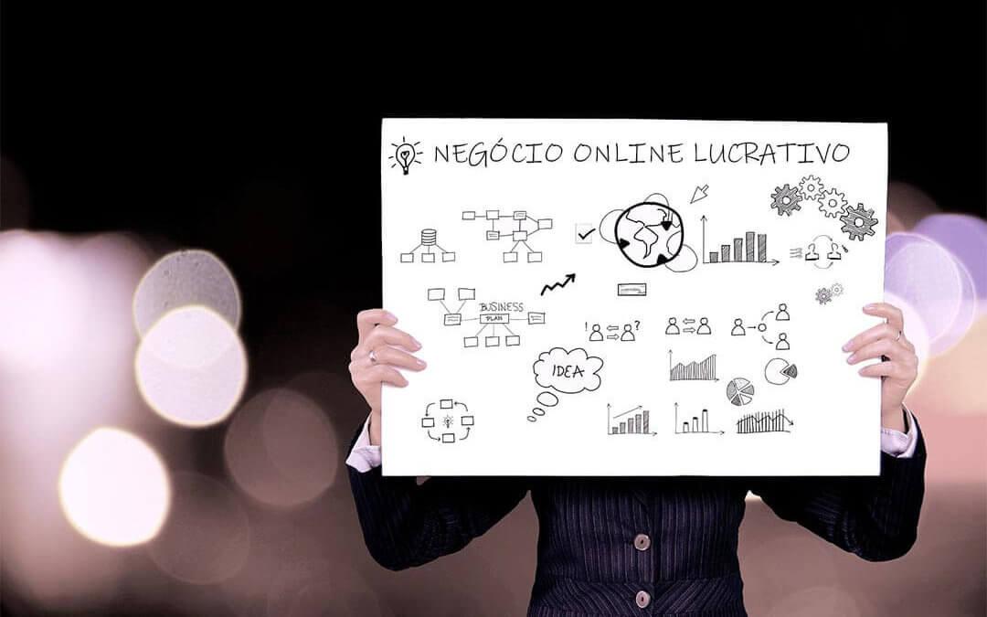 Como Montar um Negócio Online Lucrativo?